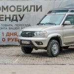 Аренда УАЗ Патриот в Екатеринбурге